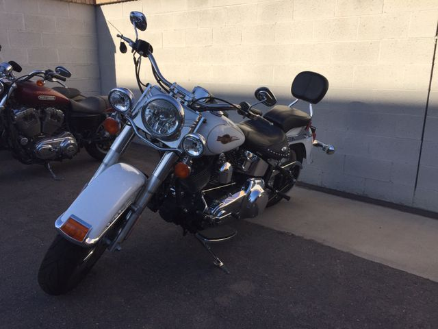 Pre-Owned 2008 Harley-Davidson Heritage Softail Classic